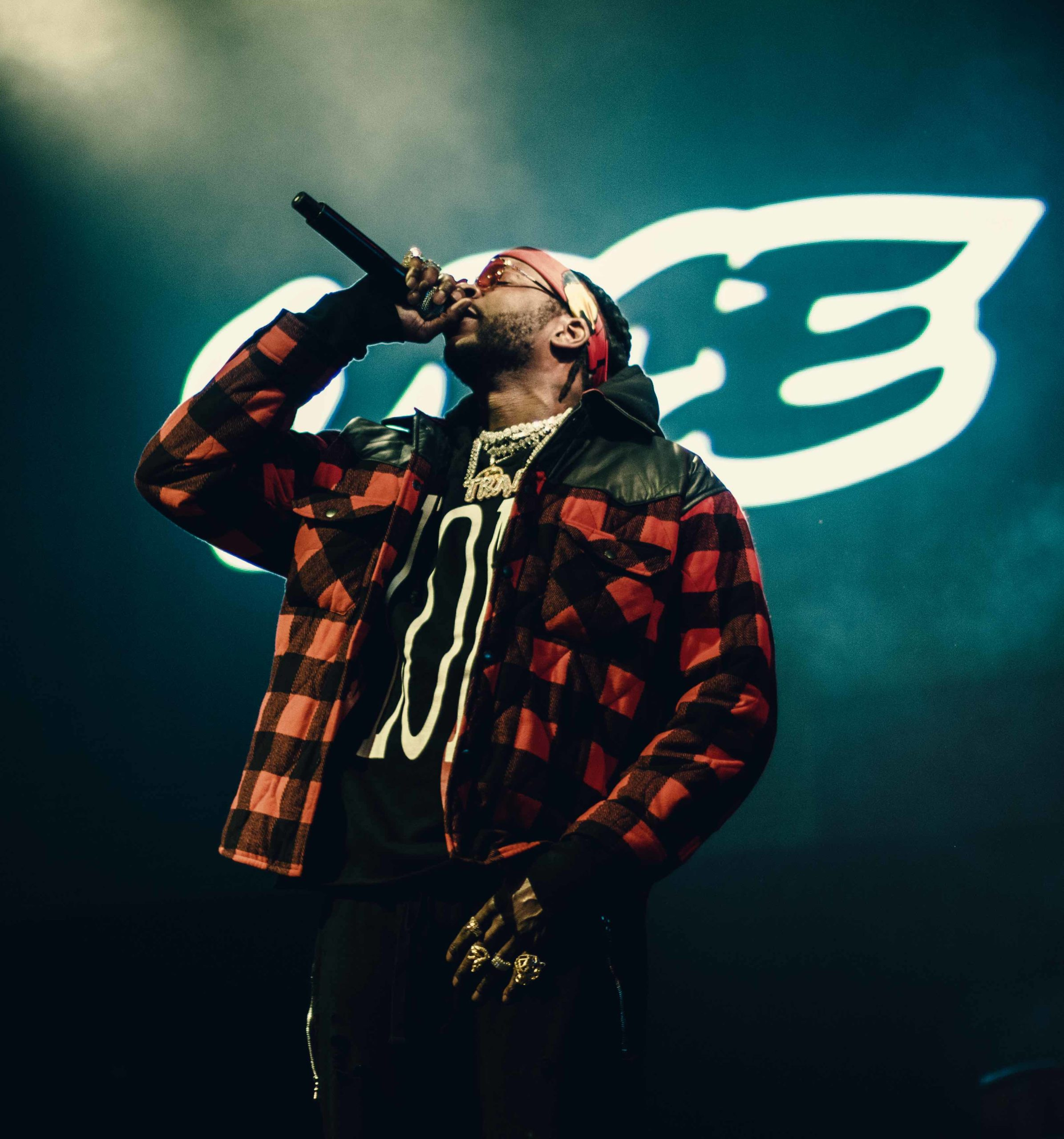 2 Chainz live at Rebel for Canadian Music Week (May 2019)