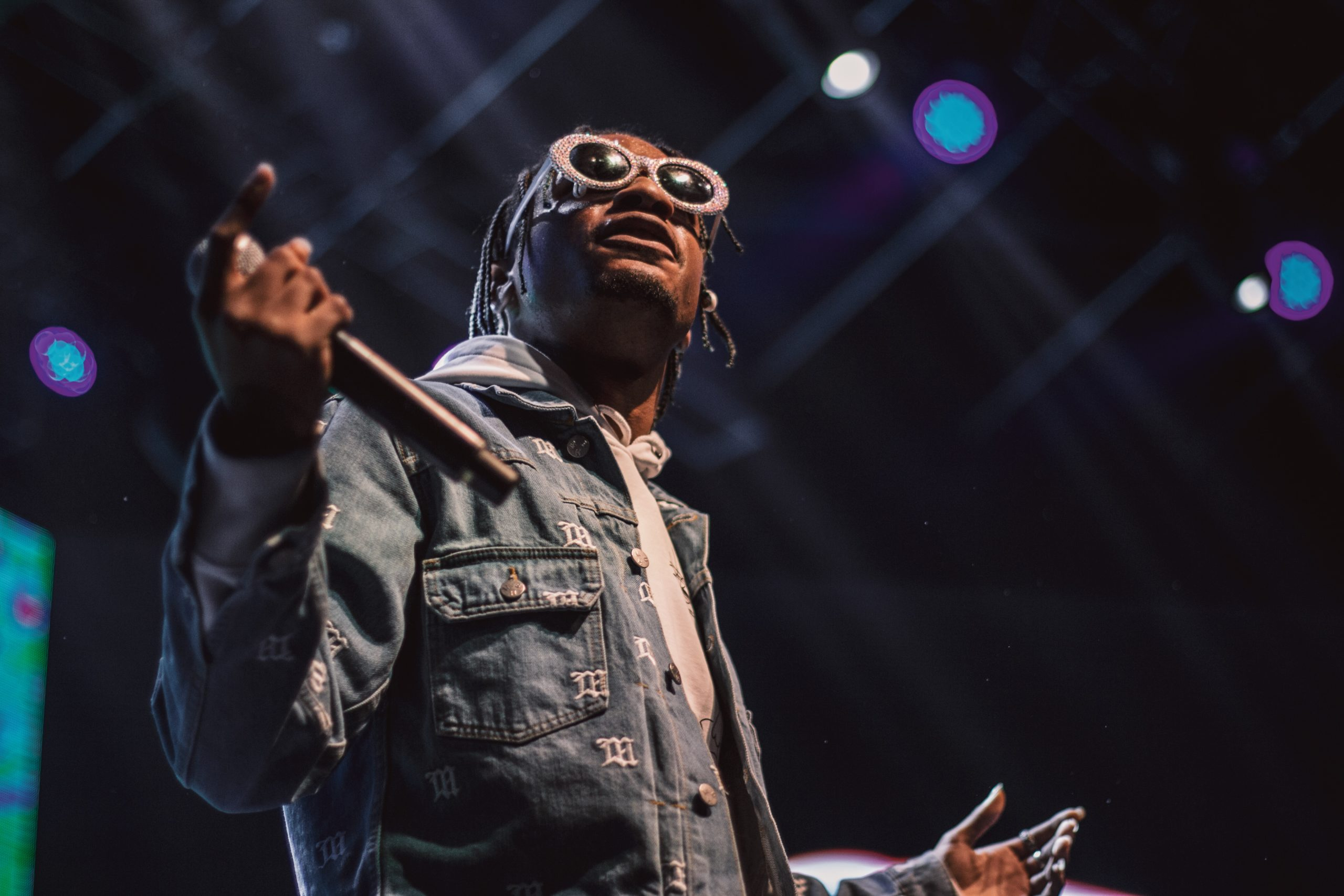 Wiz Khalifa live at Rebel for Canadian Music Week (May 2019)