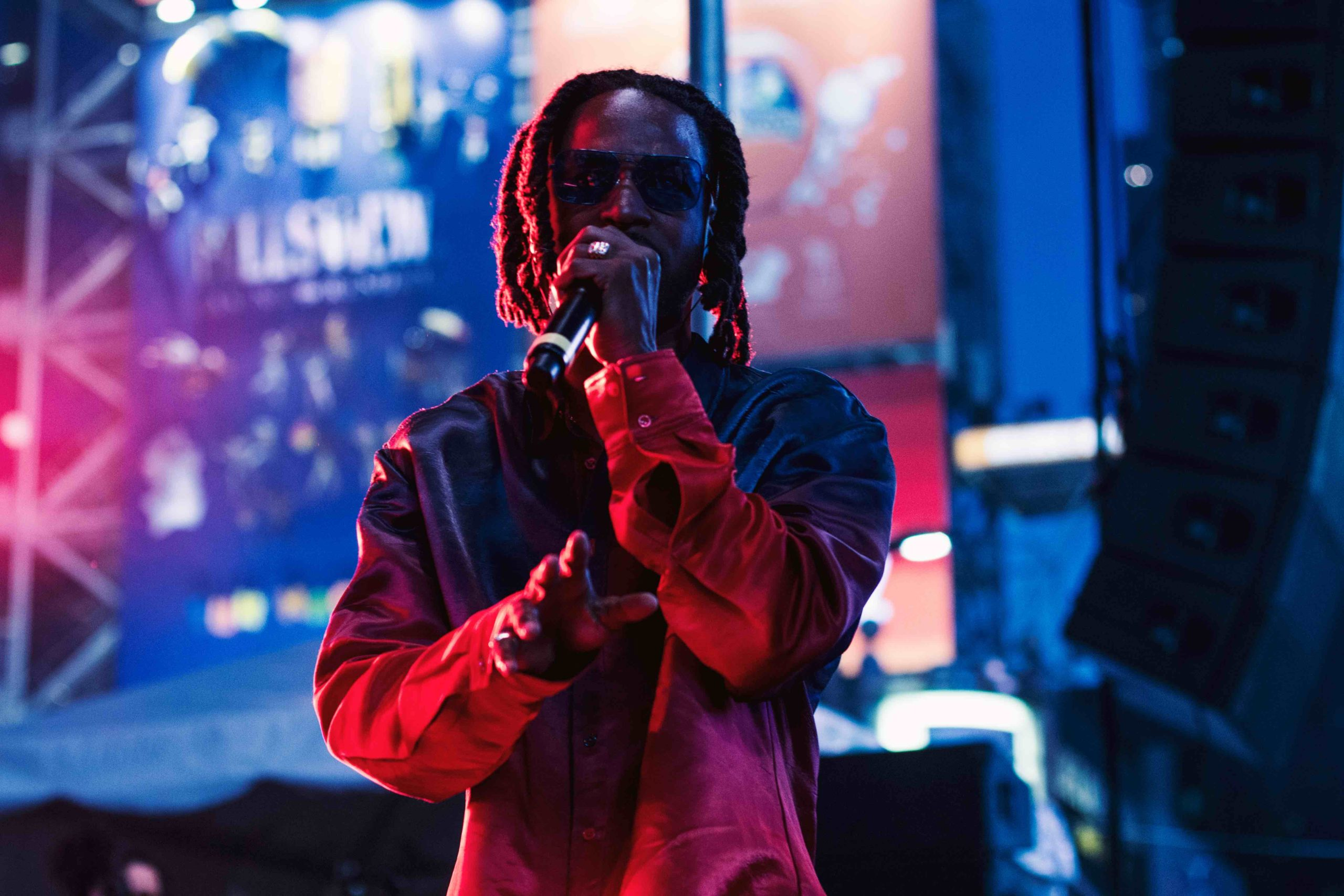 Jazz Cartier live at NXNE (2018)