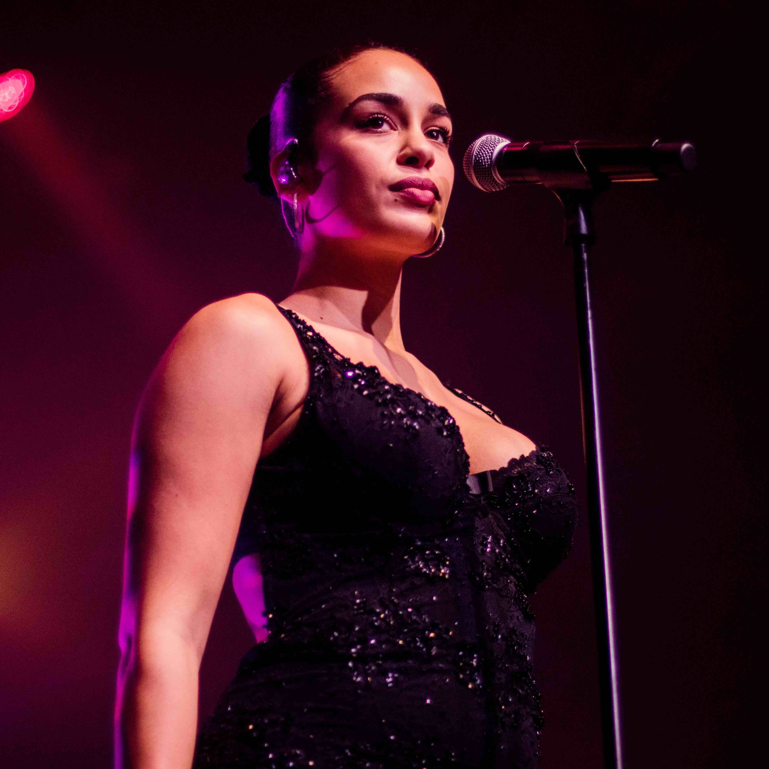 Jorja Smith live at Rebel (Dec 2018)