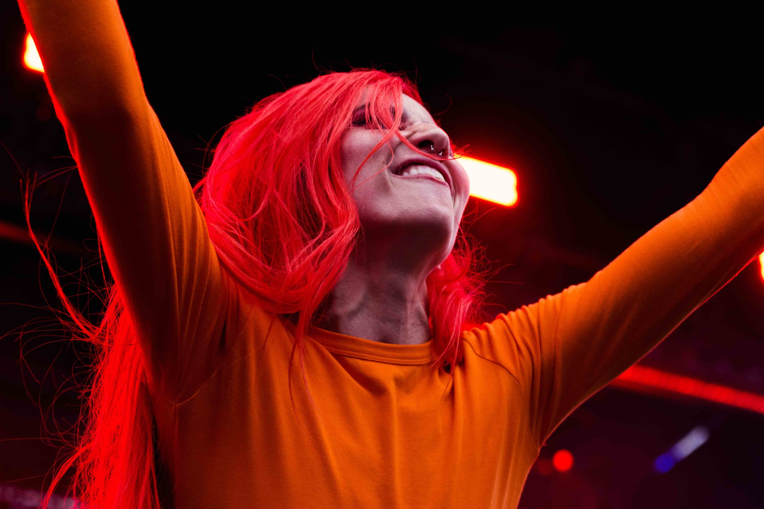 Lights live at NXNE (2018)